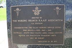 Nursing Service Sisters Plaque : 16-November-2014