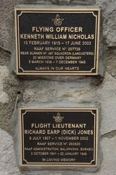 Memorial Plaques : 17-March-2015