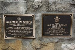 Memorial Plaques 2 : 17-March-2015