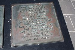 Sea Captains Plaque : 03-February-2015