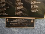 Sebastopol Honour Roll Dedication Plaque : October 2013