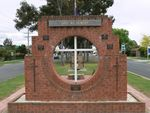 Seymour War Memorial : 21-October-2011