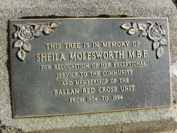Plaque Inscription: 16-August-2015