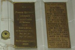Memorial Plaques 2 : 12-September-2014