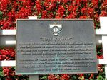 Siege of Tobruk Plaque / March 2013