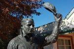 Sir Don Bradman Statue : August-2014