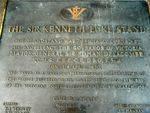 Sir Kenneth Luke : 18-February-2012