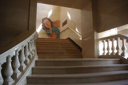 Dixson Staircase : 07-March-2015