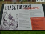 Black Tuesday Plaque : 2007