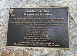 Soldier Settler Memorial Garden : 10-April-2013