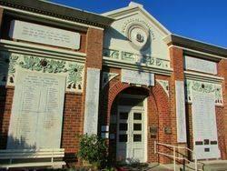 Memorial Hall: 01-April-2016