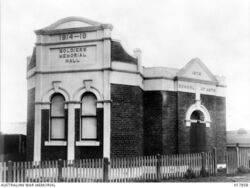 1920s (Australian War Memorial : H17858)