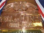 Memorial Hospital Honour Roll 3 : 11-09-2009