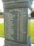 The Fallen : 2007