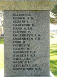 Sorrento War Memorial : 28-September-2011