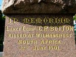 South Africa and China War Memorial