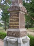 Memorial Inscription : 28-03-2014