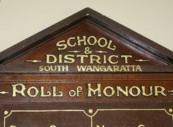 Honour Roll 2 : 17-October-2014