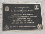 Spirit of ANZAC : 25-December-2010