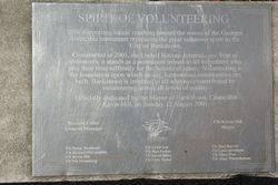 Plaque Inscription: 06-November-2015