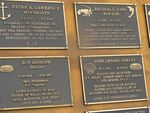 Memorial Plaque 2 : 16-10-2007