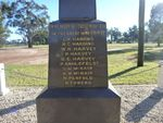 Springdale War Memorial : 29-April-2012