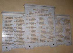 Honour Roll 3 : 14-November-2014
