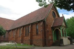 St George`s Anglican Church : 22-October-2014