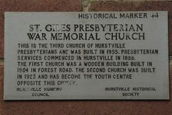 Historical Marker : 22-October-214
