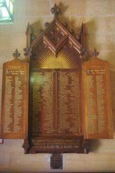 Honour Roll 3 : 09-February-2015