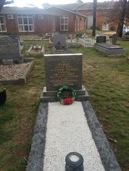 Anzac Grave: 25-September-2015