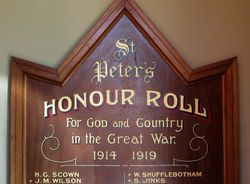 Honour Roll 2 : 21-March-2015