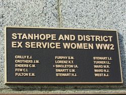 WW2 Exservicewomen : 04-April-2015