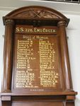 State School 228, Emu Creek Roll of Honour : 18-July-2011