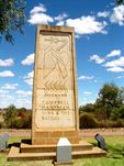 Stele Monument Cobar