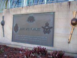 RSL Memorial : 20-September-2014