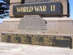Ww2 Fallen : 20-September-2014