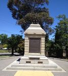 Sunbury War Memorial : November 2013