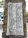 Sutherland War Memorial  Honour Roll 4