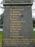 Swanpool Soldiers Memorial : 08-August-2011