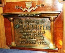 T. C. Hewitt