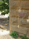Taradale Viaduct Plaque 2 : 15-04-2014