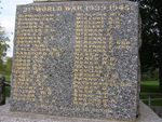 WW2 Honour Roll : 15-04-2014