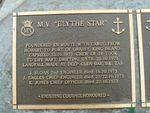 M.V. Blythe Star Plaque  : 2007