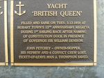 Yacht British Queen : 2007
