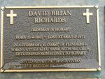 David Brian Richards Plaque : 2007