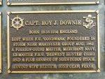Capt. Roy J. Downie : 2007