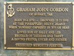 Graham John Gordon : 2007