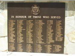 Honour Roll : 06-November-2014
