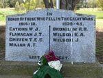 Teesdale War Memorial : 24-November-2011